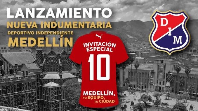 Medellin invitacion