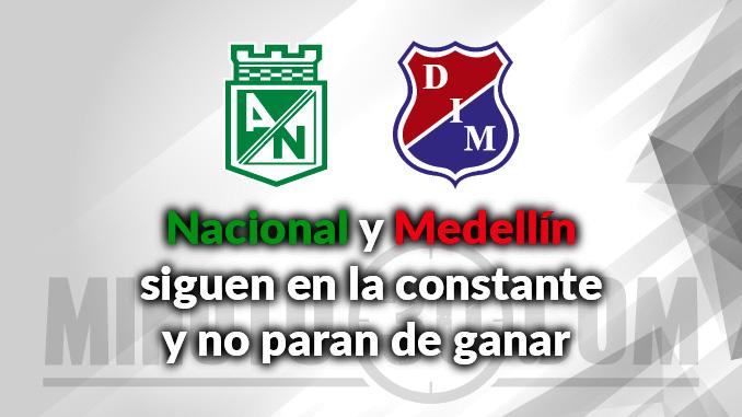 Nacional Medellin