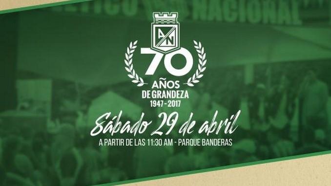 Nacional celebracion Copiar