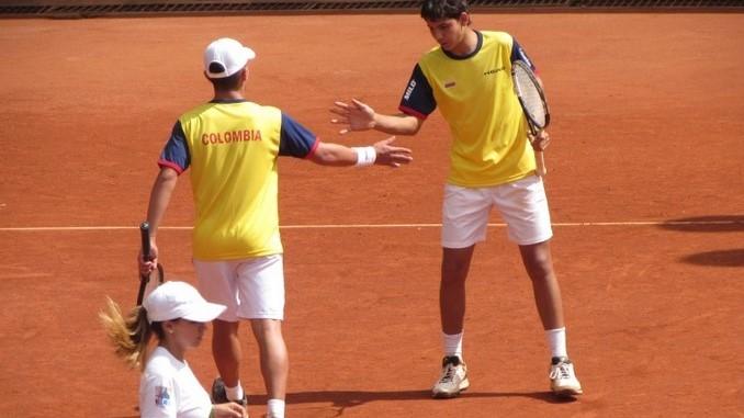 Tenis de campo sub16