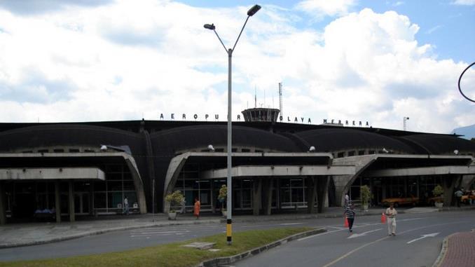 Aeropuerto Olaya Herrera.