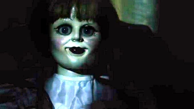 Annabelle/ Captura tomada de Facebook: Warner Bros. Pictures