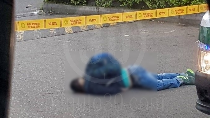 Asesinado en Itagüí 1.