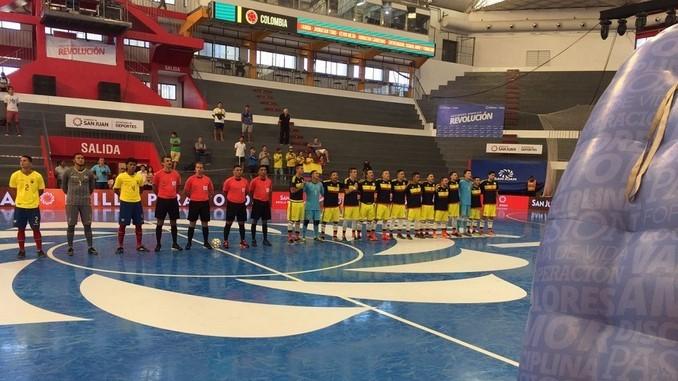colombia futsal 2