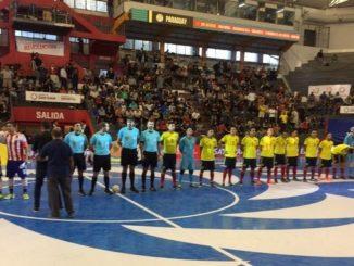 colombia paraguay futsal 1