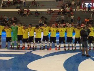 colombia uruguay futsal 1