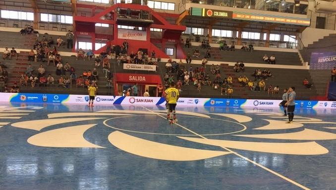 colombia uruguay futsal 2