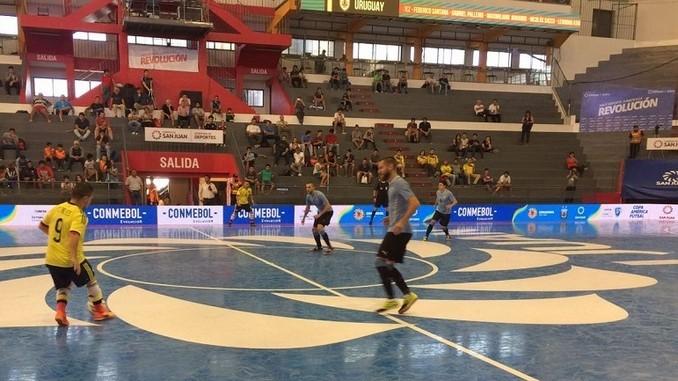 colombia uruguay futsal 3