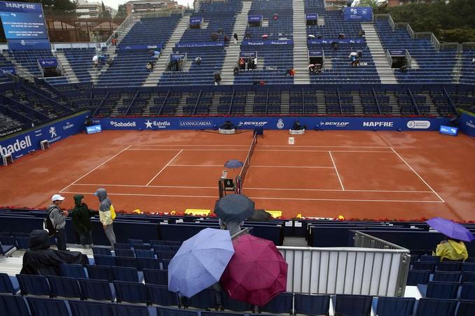 tenis de campo lluvia 1