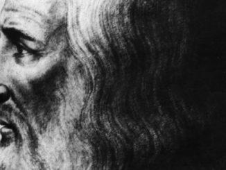 Retrato del famoso artista italiano del Renacimiento Leonardo Da Vinci. EFE/Archivo