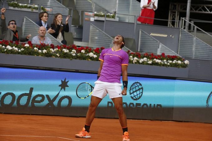 Mutua Madrid Open 2