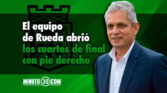 Nacional Reinaldo Rueda