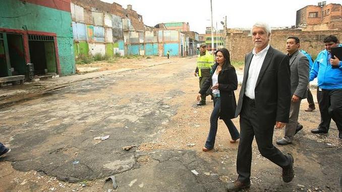 El Bronx, un año después. Alcaldía de Bogotá entrega balance de la intervención