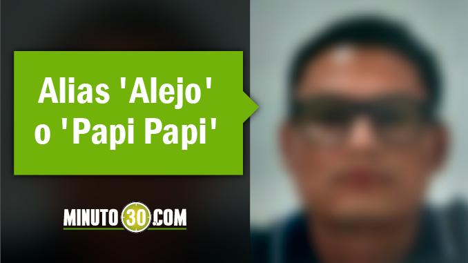 Alias 'Alejo' o 'Papi Papi'