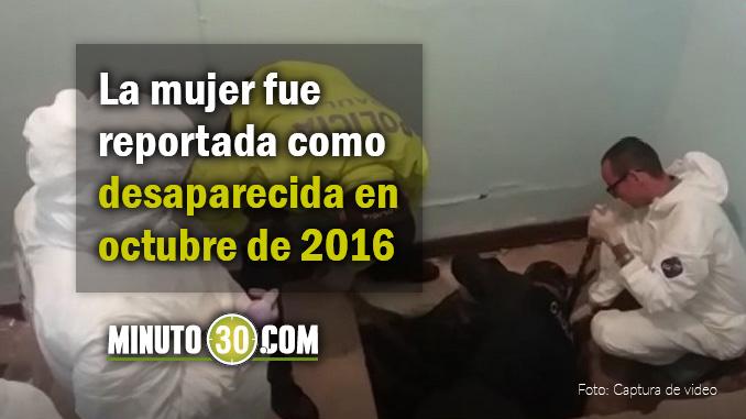Cadáver encontrado en una casa de Buenos Aires.