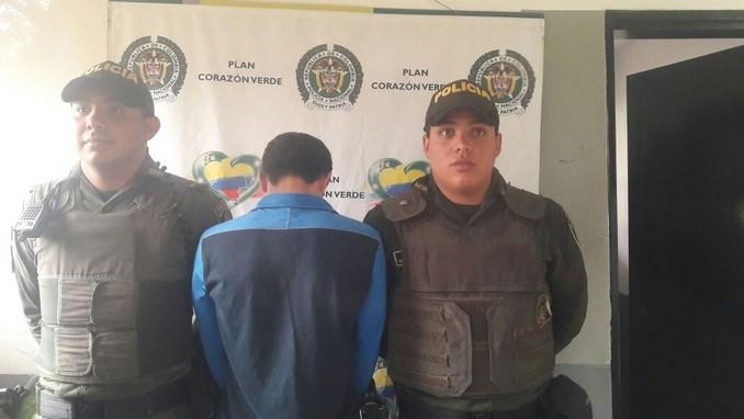 capturado policia droga 1
