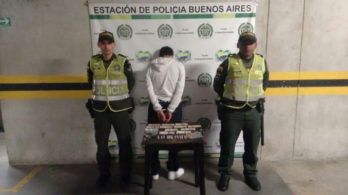 Presunto 'Jíbaro' capturado en Loreto.