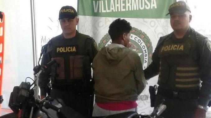 moto policia