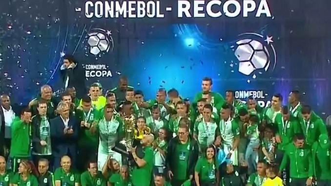 trofeo recopa nacional