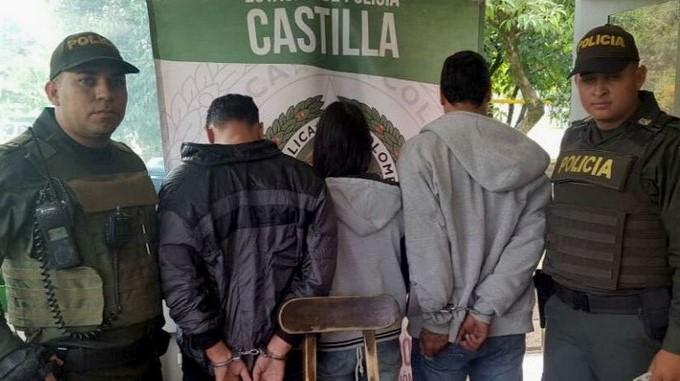 Capturados en Castilla
