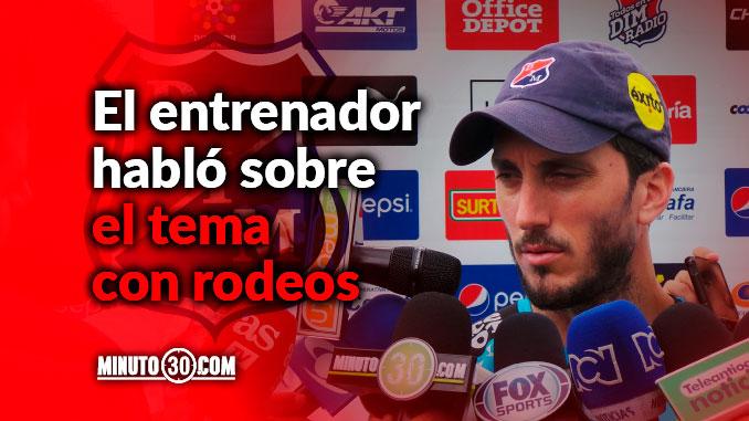 Continuidad Luis Zubeldia