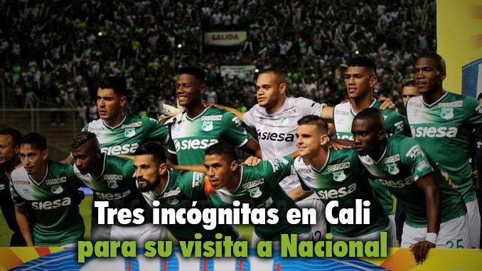 Deportivo Cali nomina