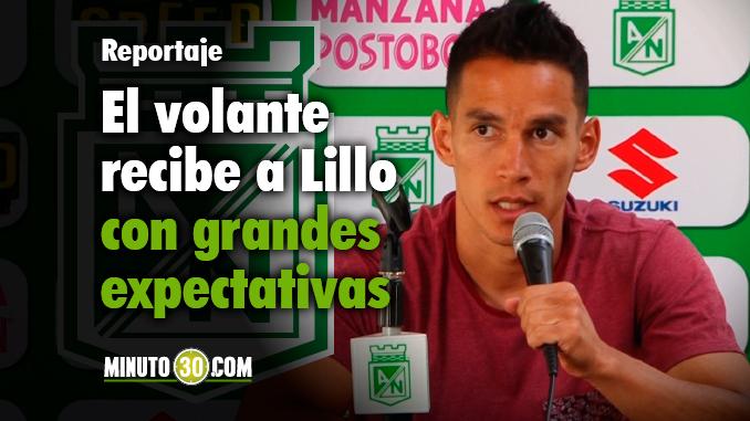 Diego Arias espectativas LIllo