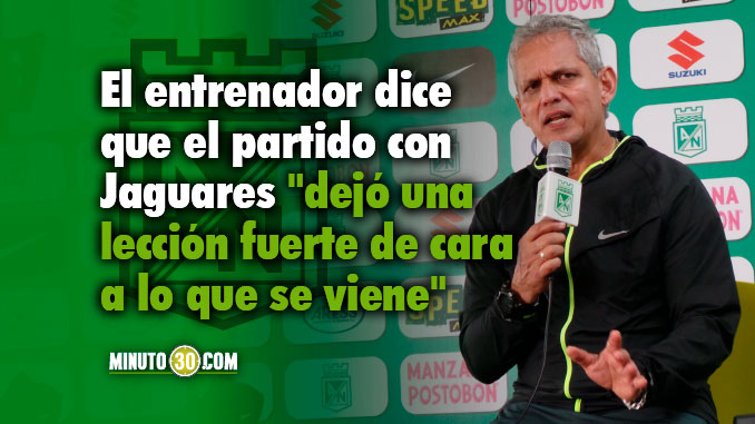 Reinaldo Rueda analiza Millonarios