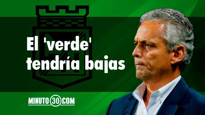Reinaldo Rueda habla de bajas