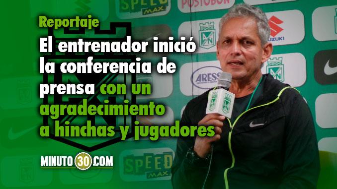 Reinaldo Rueda reacciones Millonarios