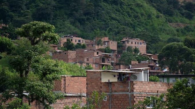 Vista de Belén Altavista, Medellín. Foto Minuto30