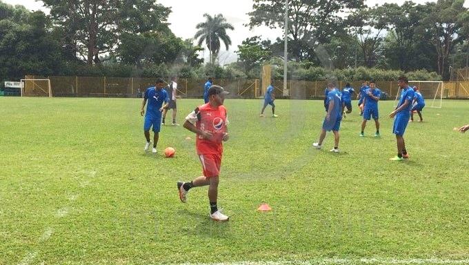 entrenamiento DIM Medellin