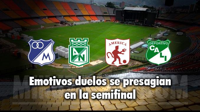 semifinal Liga