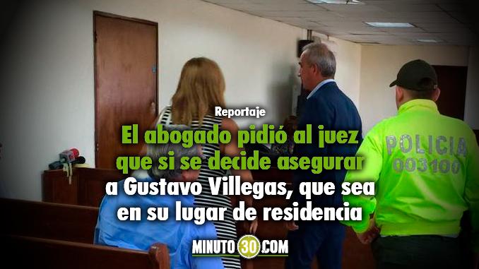 AUDIENCIA GUSTAVO VILLEGAS destacada