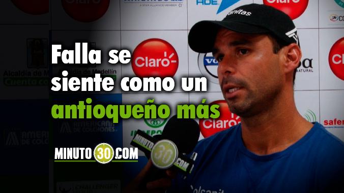 Alejandro Falla Open de tenis campo