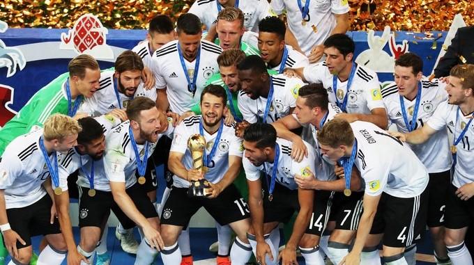 Alemania Copa Confederaciones
