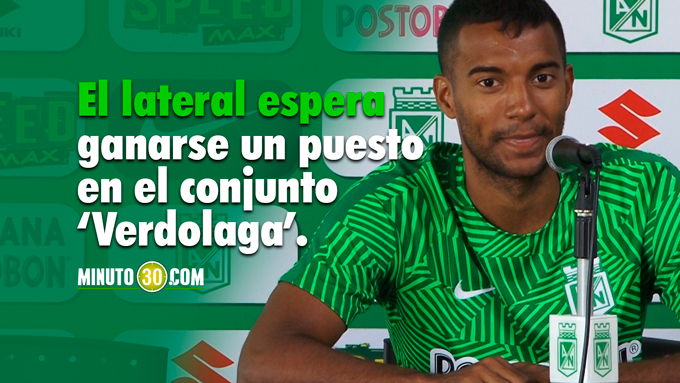 Cristian Mafla previo Junior