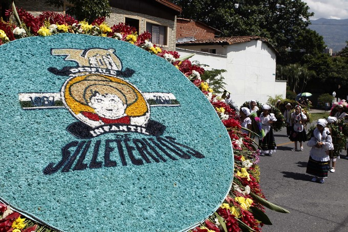 Desfile de Silleteritos 2