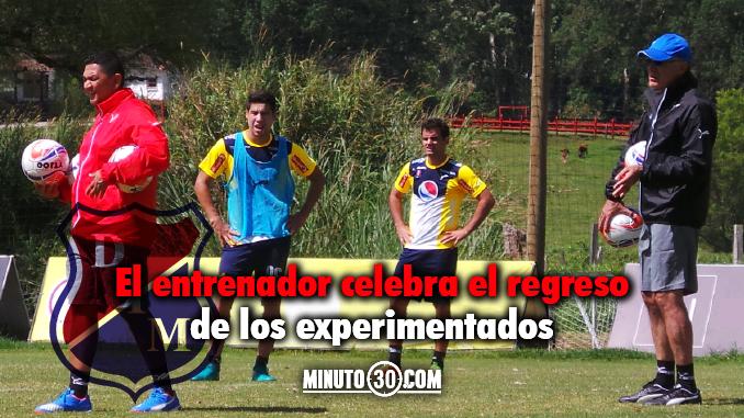 Juan Jose pelaez regreso Maturana