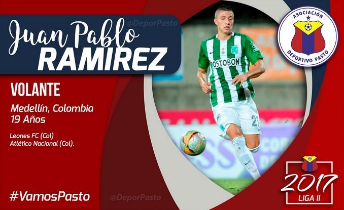 Juan Pablo Ramirez Copiar