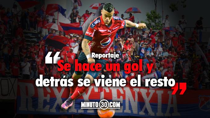 Leonardo Castro espera volver al gol