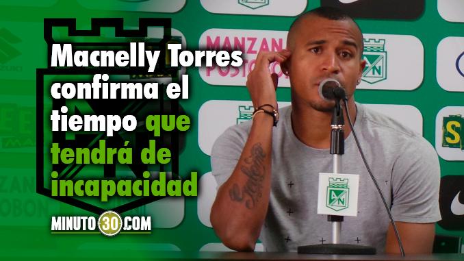Macnelly Torres
