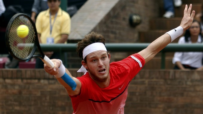 Nicolas Jarry tenista chileno