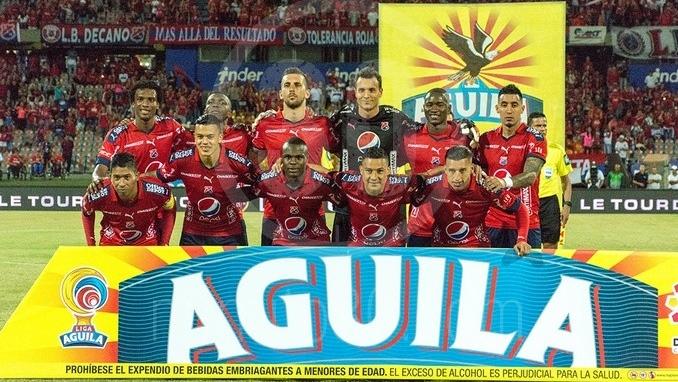 Nomina Medellin con Millonarios