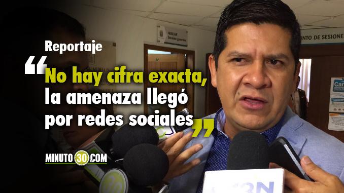 Guillermo Durán Personero de Medellín. Foto/Minuto30