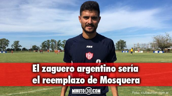 Rodrigo Erramuspe llegaria Medellin