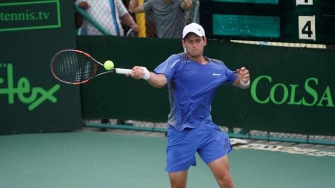 Tenista Nicolas Mejia Copiar