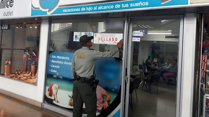 Cierran ocho establecimientos en Medellín por no tener el Registro Nacional de Turismo