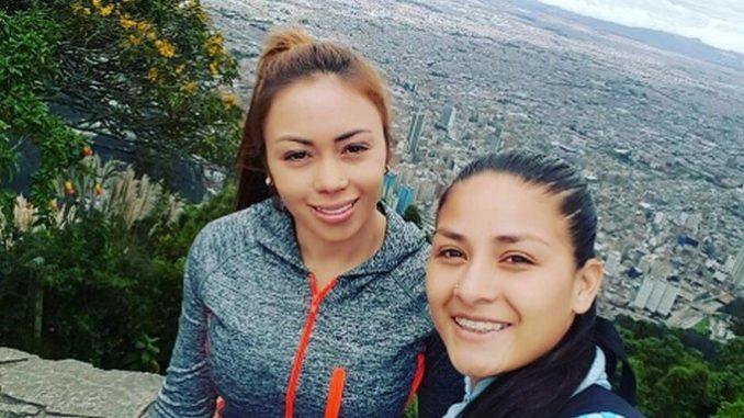 'Epa Colombia' y Diana Celis/ Tomada de Instagram: @diana.celis5