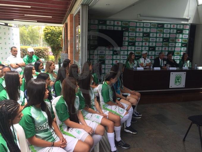 equipo femenino Nacional 1 Copiar